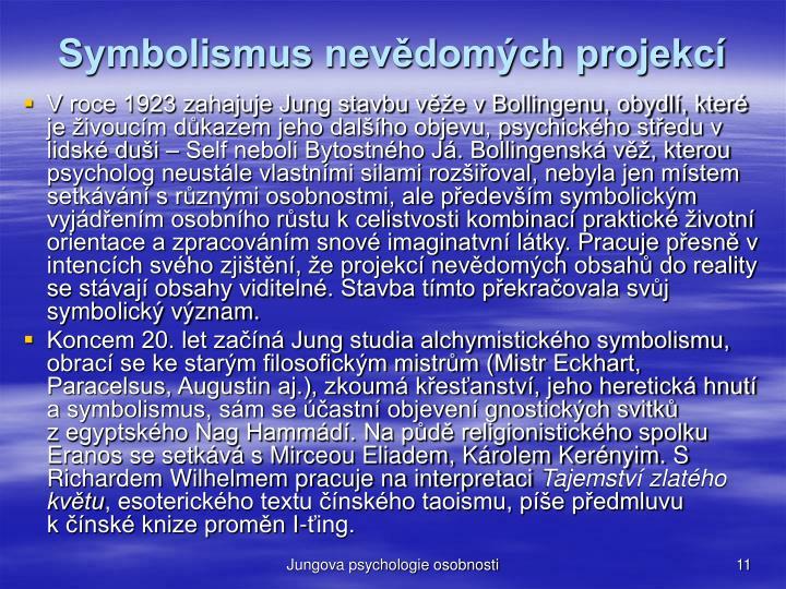 Symbolismus nevdomch projekc