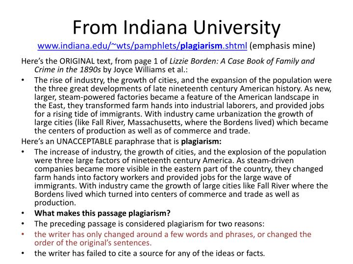 From Indiana University
