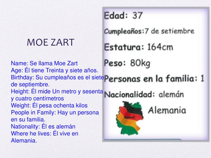 MOE ZART