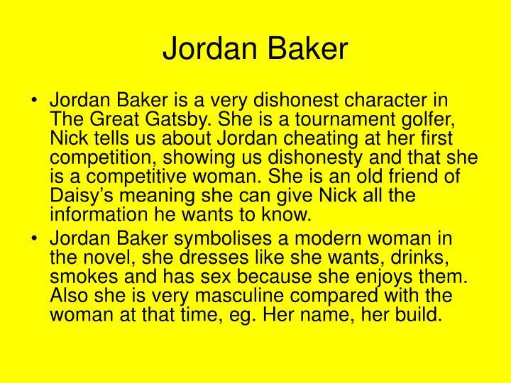 Jordan Baker