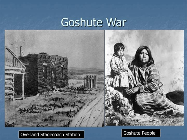 Goshute People
