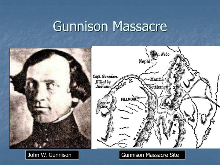 John W. Gunnison