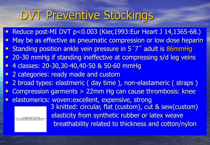DVT Preventive Stockings