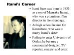 itami s career