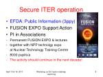 secure iter operation4