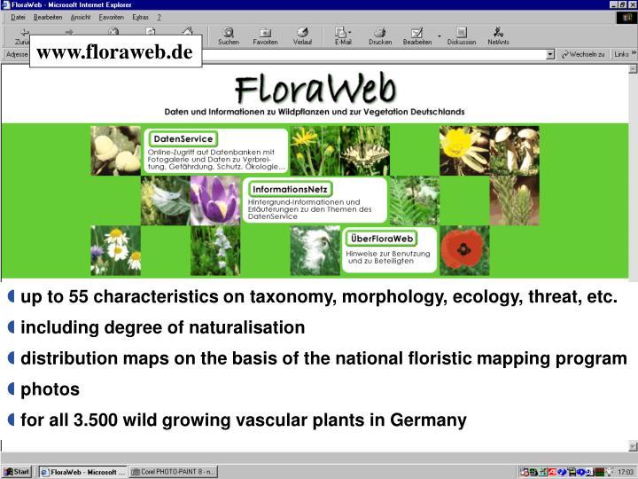 www.floraweb.de