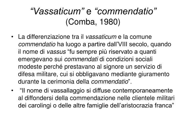 """""""Vassaticum"""""""