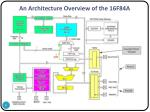 an architecture overview of the 16f84a1