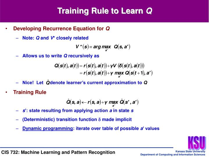 Developing Recurrence Equation for