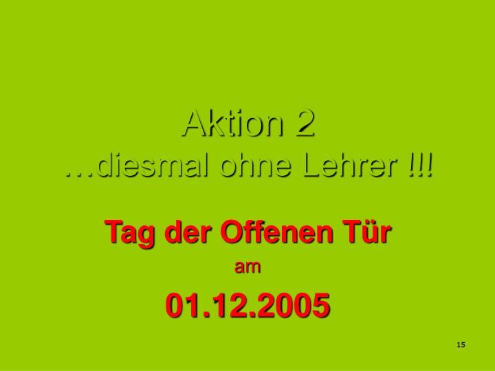 Aktion 2
