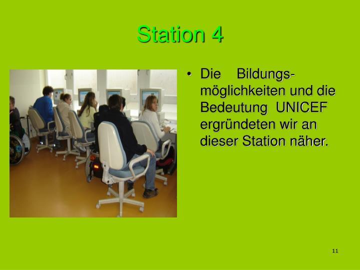 Station 4
