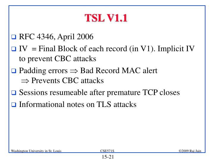 TSL V1.1