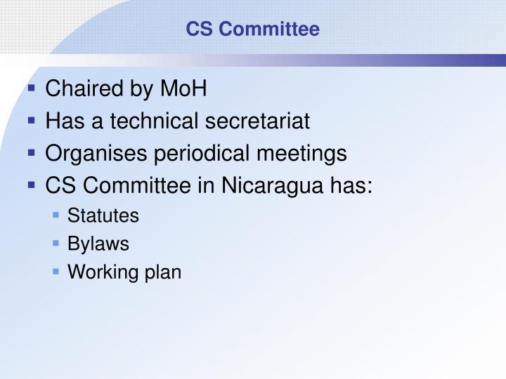 CS Committee