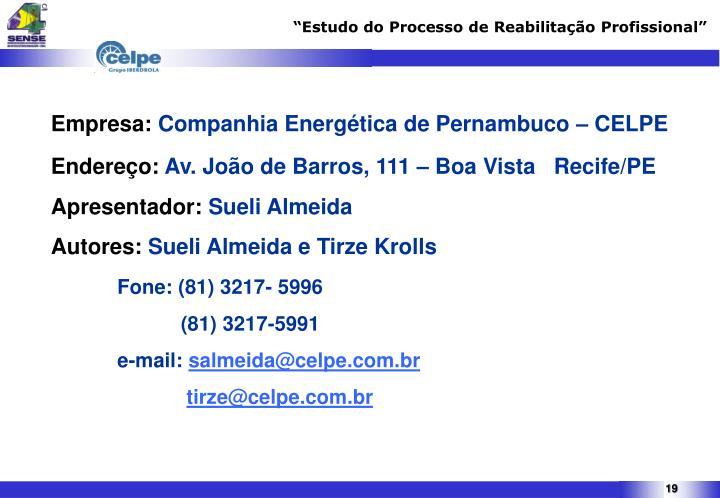 Empresa: