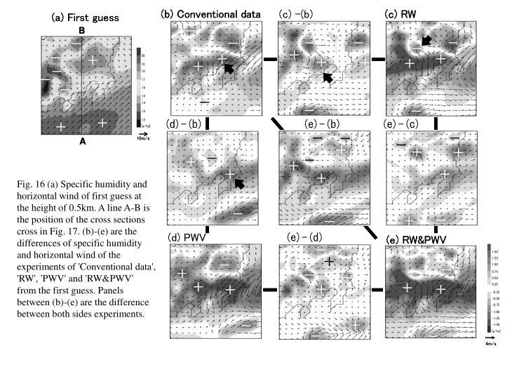 (b) Conventional data
