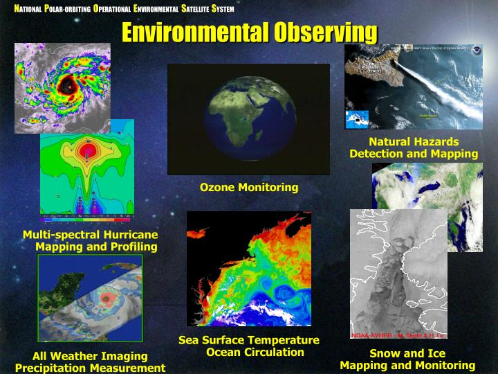 Environmental Observing