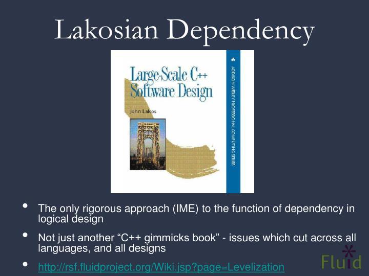 Lakosian Dependency