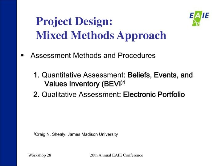Project Design: