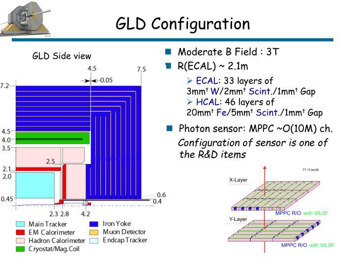 GLD Configuration