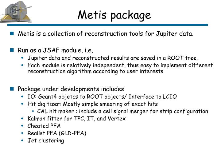 Metis package