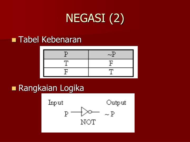 NEGASI (2)