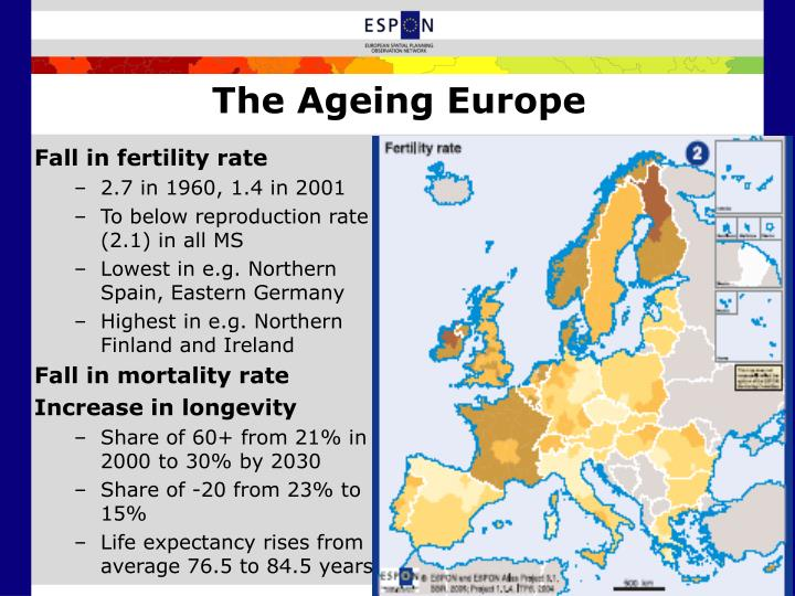 The Ageing Europe
