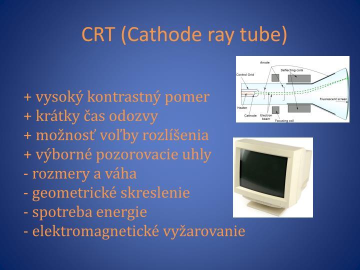 CRT (