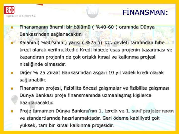FNANSMAN: