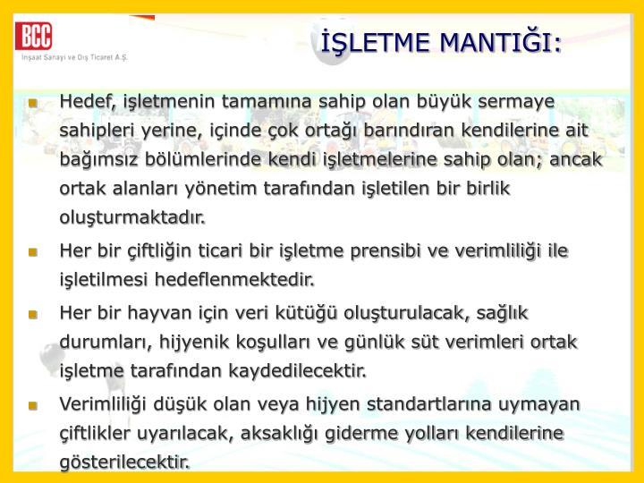 LETME MANTII: