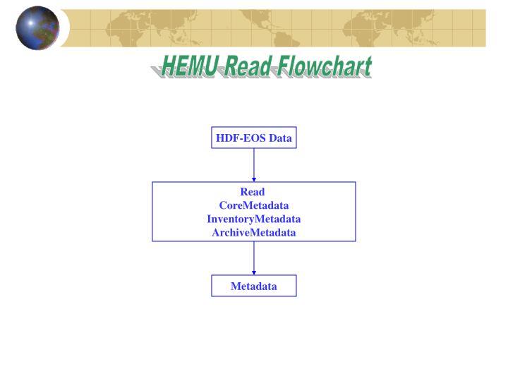 HEMU Read Flowchart