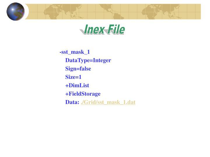 Inex File