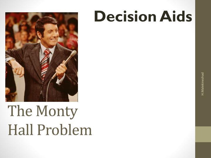 Decision Aids