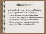 black power1