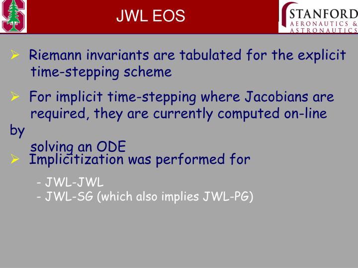 JWL EOS