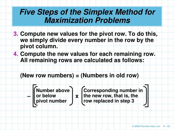 Number above or below