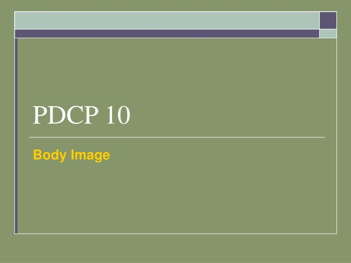 Pdcp 10