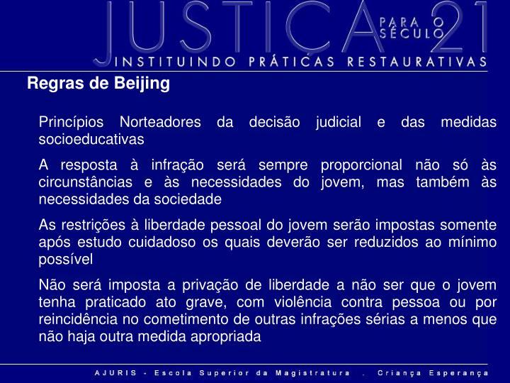 Regras de Beijing