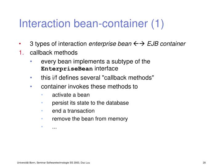 Interaction bean-container (1)