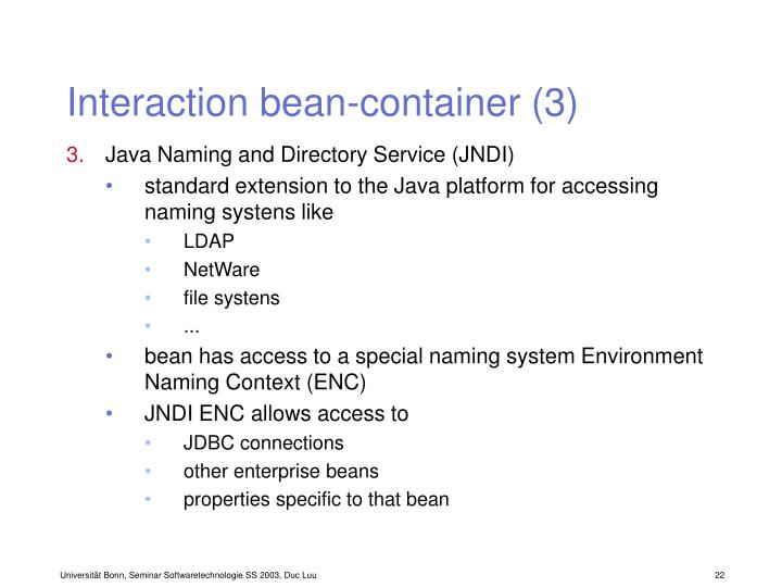 Interaction bean-container (3)