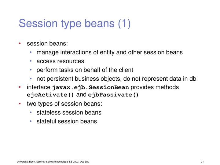 Session type beans (1)
