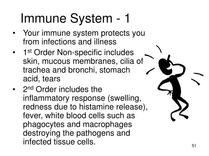 Immune System - 1