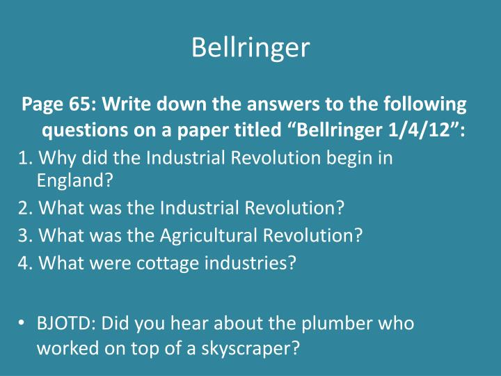 industrial revolution 5 essay Free essay: 1566 words essay on industrial revolution in india by dipti digg in any country, be it least developed under developed or advanced, the.