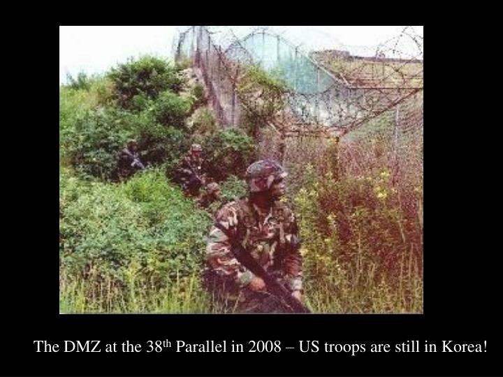 The DMZ at the 38