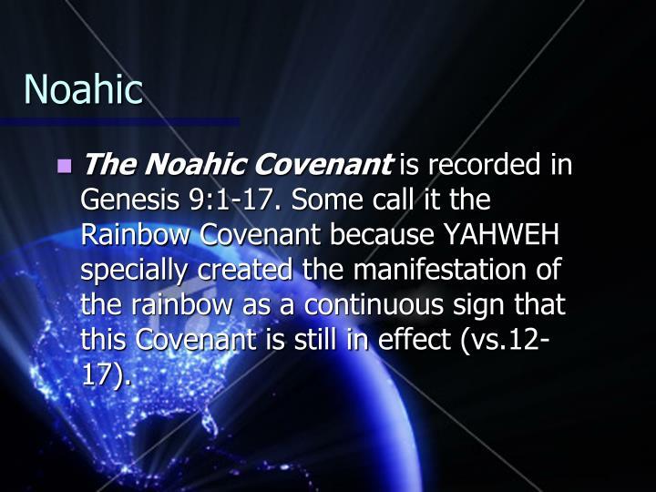 Noahic