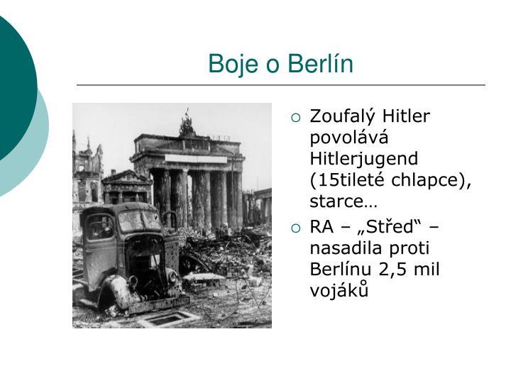 Boje o Berlín