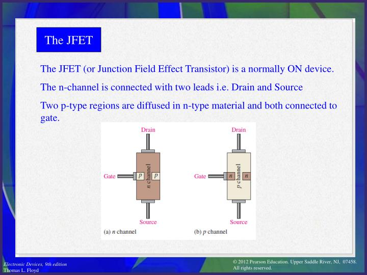 The JFET