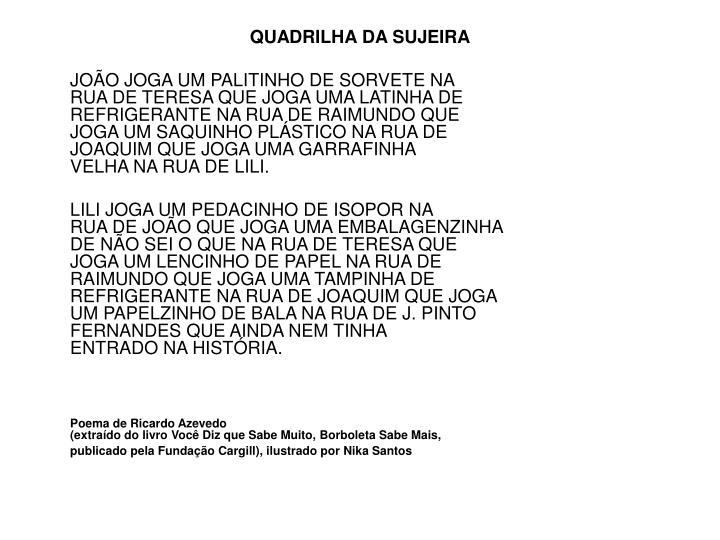 QUADRILHA DA SUJEIRA