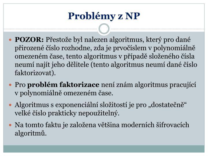 Problémy z NP
