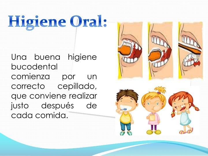 Higiene Oral: