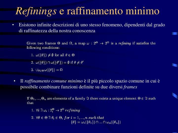 Refinings